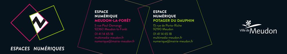 Espace Numérique de Meudon logo
