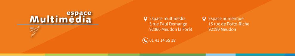 Espace multimédia logo